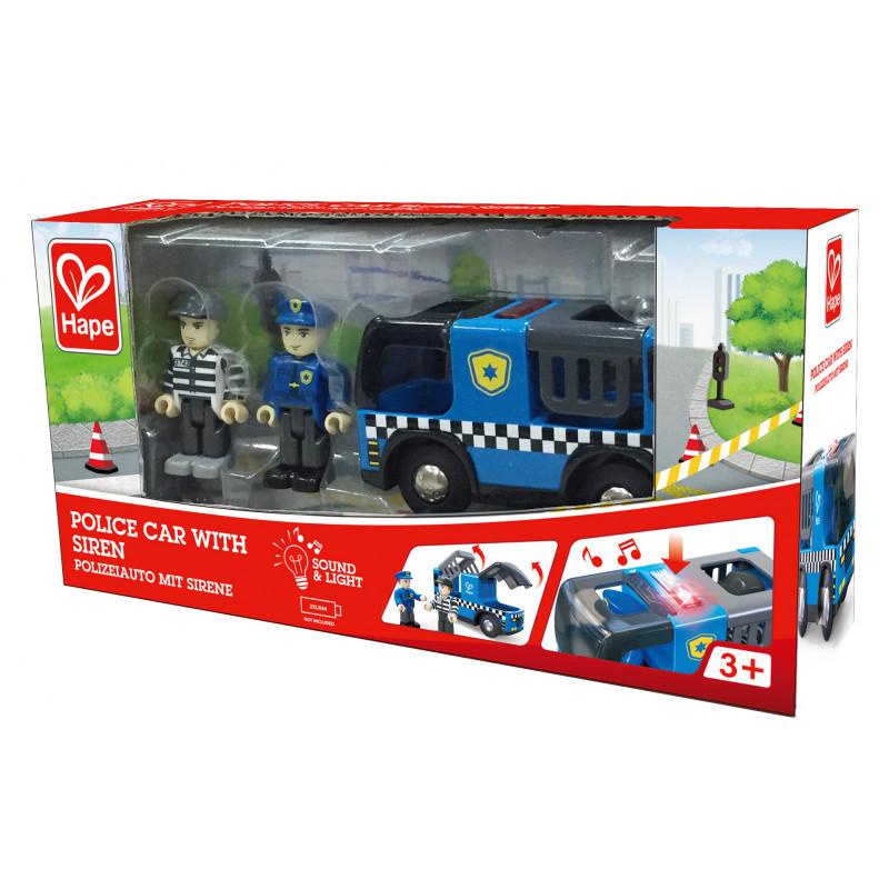 Полицейска кола със сирена  266580