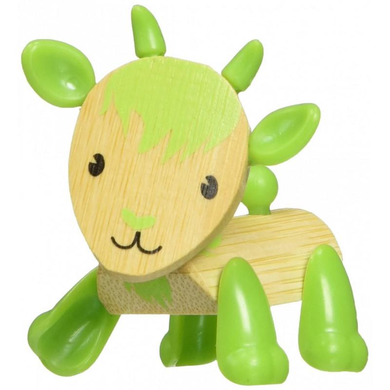 Мини животинка от бамбук -Коза  266585