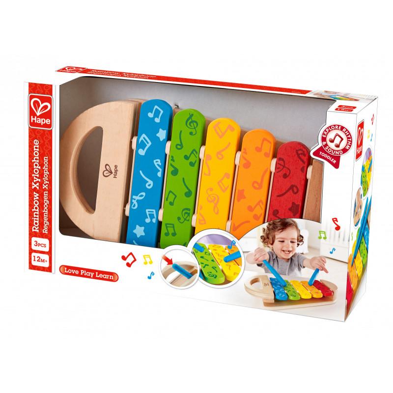 Разноцветен ксилофон  266596