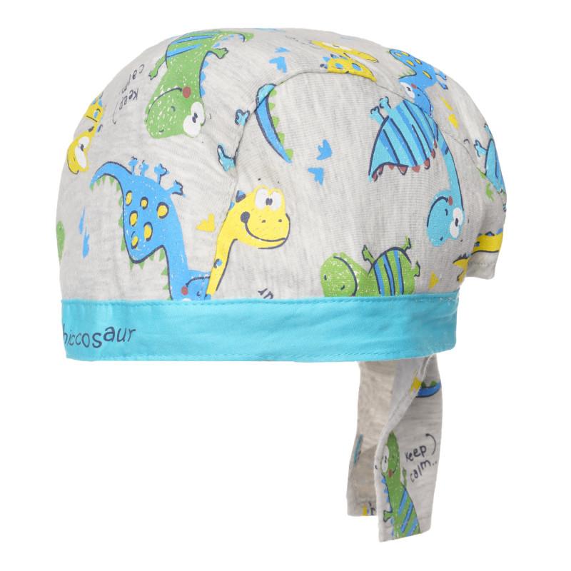 Кърпа за глава на динозаври за бебе  267418
