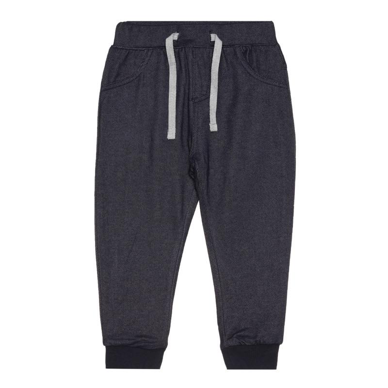 Еластичен панталон за бебе, син  267475