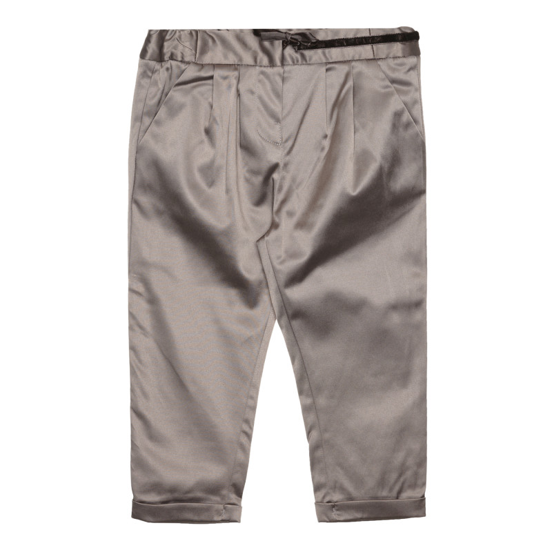 Панталон за бебе, кафяв  267483