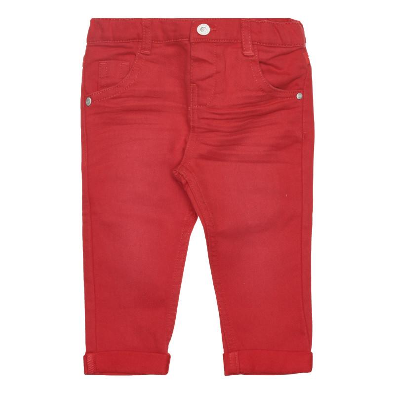 Панталон за бебе, червен  267535