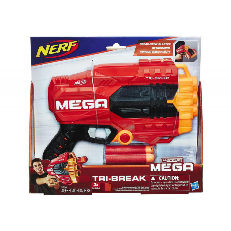 Бластер Mega Tri-break  2693