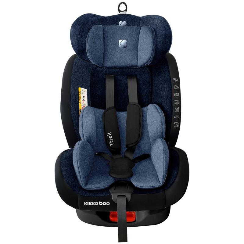Стол за кола 0-1-2-3 (0-36 кг) Ttrek Blue 2020  269676