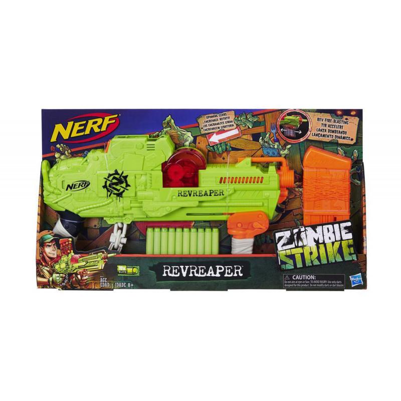 Бластер Revreapear Zombie strike  2698