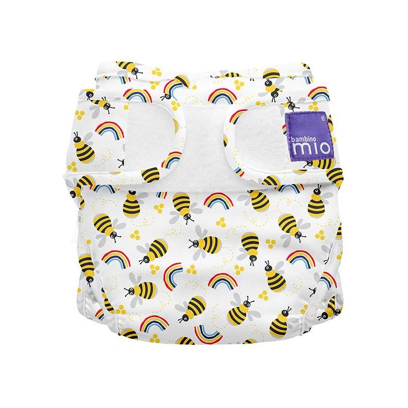 Многократни гащички, пчелички, размер 2, 1 бр.  270020