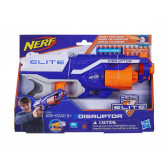 Бластер с 12 снаряда elite disruptor Nerf 2702