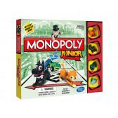 Игра монополи за деца a6984 Hasbro 2708