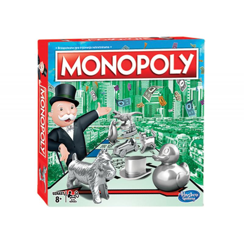 Игра монополи класик  2712