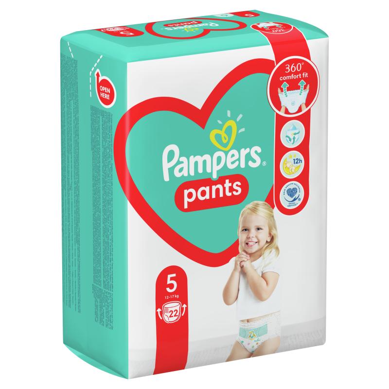 Пелени-гащички Pants Junior, размер 5, 22 бр.  272538