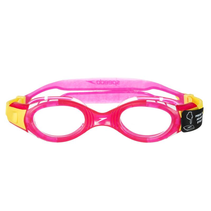 Плувни очила FUTURA BIOFUSE, розови  272550