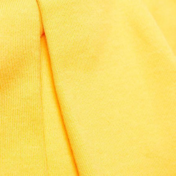 Памучна пола-панталон Benetton 27970 3