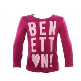 Блуза за момиче Benetton 28036
