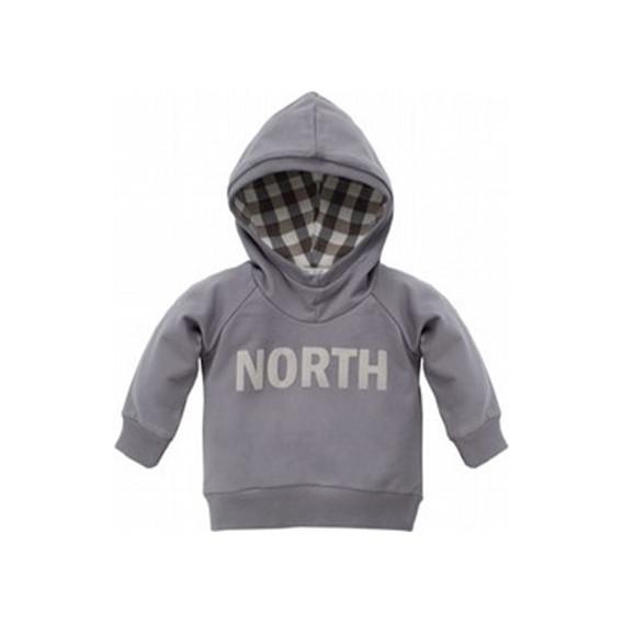 Памучна блуза с дълъг ръкав за бебе момче Pinokio 28238