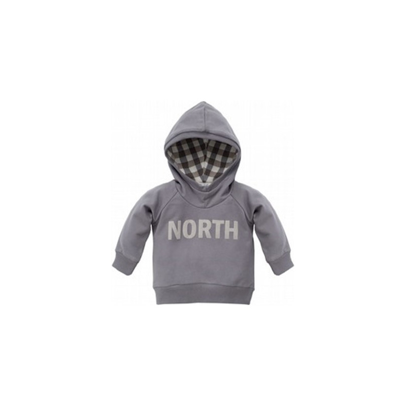 Памучна блуза с дълъг ръкав за бебе момче  28238