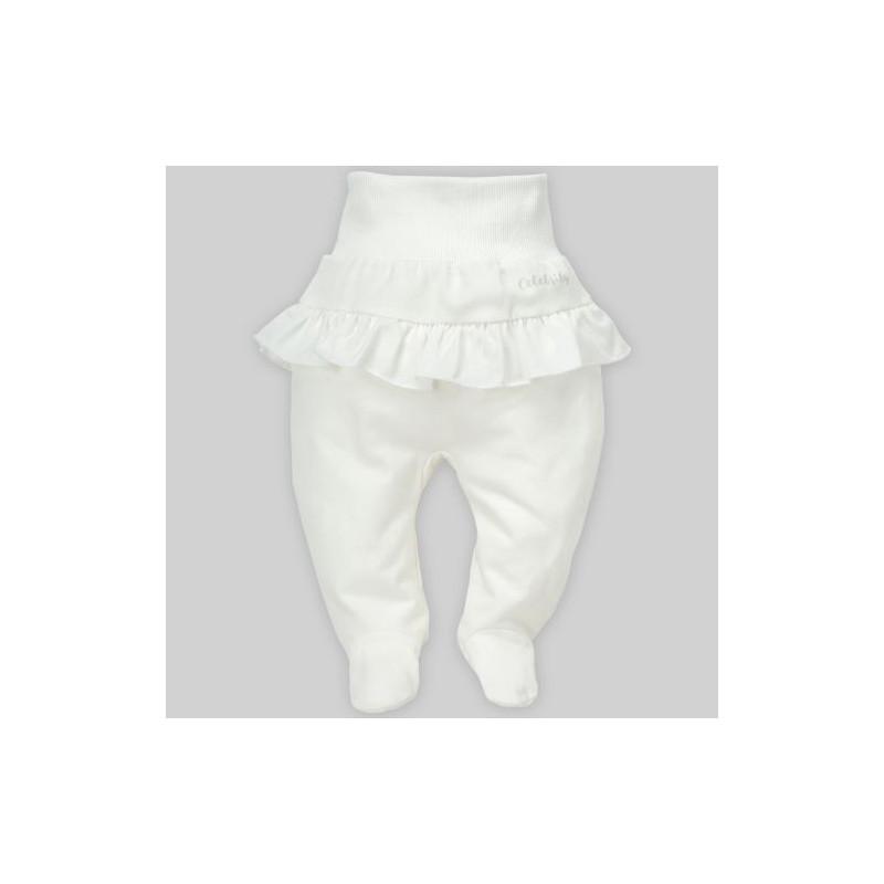 Памучни ританки с широк ластик за бебе момиче  28248