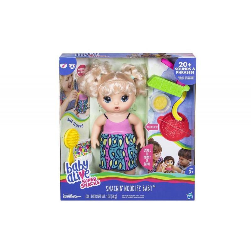 Кукла Baby Alive - говори, яде  2829