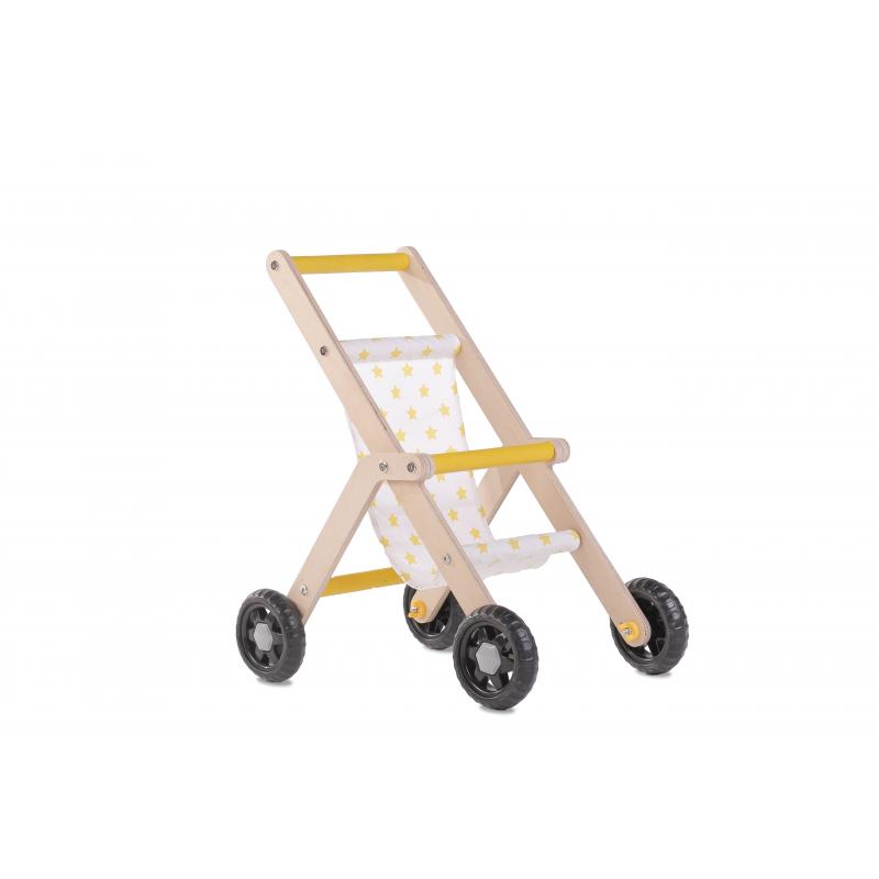 Дървена количка за кукли  2850