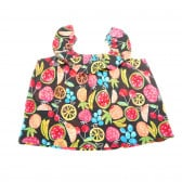 Блуза с къс ръкав за момиче Boboli 28593