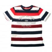 Памучна тениска за момче Boboli 28634