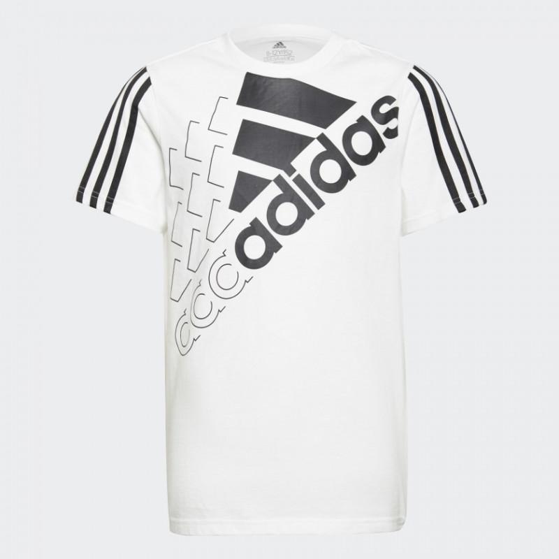 Памучна тениска ESSENTIALS LOGO TEE1, бяла  286477