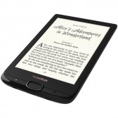 "Ebook четец pocketbook basic lux 2 pb616, 6"", черен  2871"