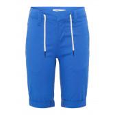 Памучен къс панталон за момче Name it 28854