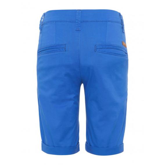 Памучен къс панталон за момче Name it 28855 2