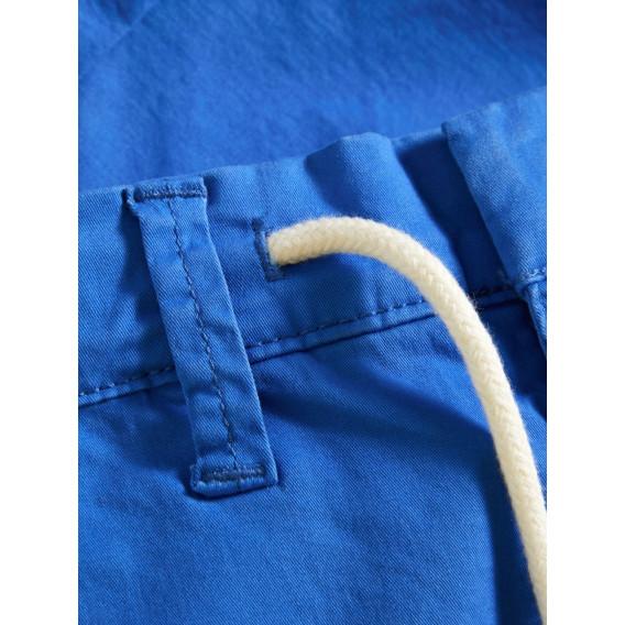 Памучен къс панталон за момче Name it 28856 3