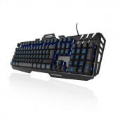 Геймърска метална клавиатура- hama urage cyberboard usb  2893