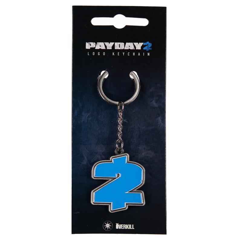 Ключодържател payday 2 2$ logo  289928