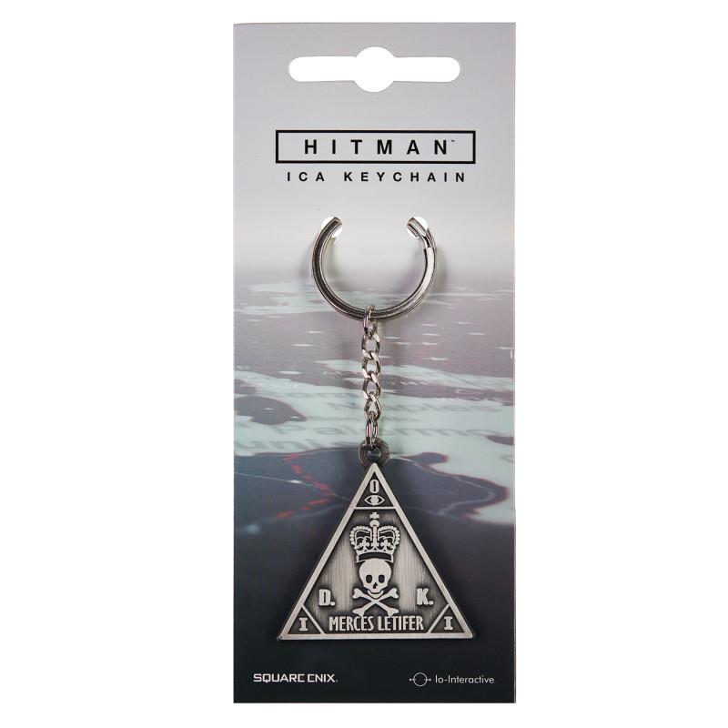 Метален ключодържател 'Hitman Keychain ICA  289932