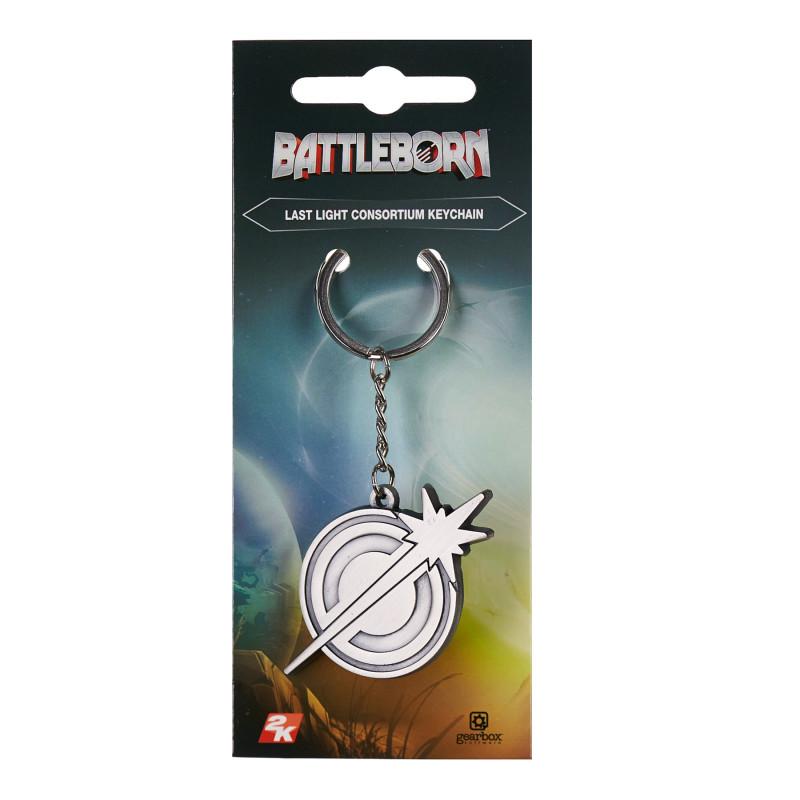 Ключодържател battleborn last light consortium  289936
