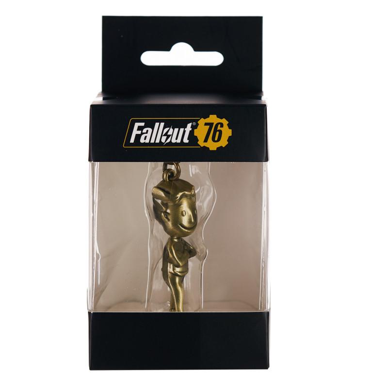 Ключодържател fallout - golden vault boy  289940
