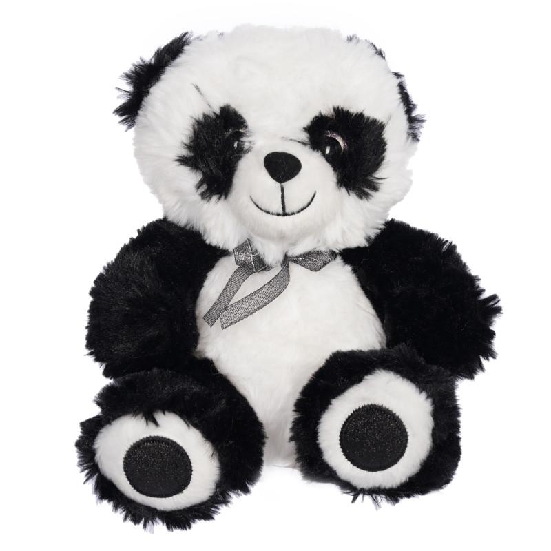 Плюшена играчка Панда, 23 см.  290067
