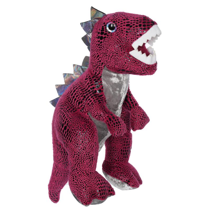 Плюшена играчка Динозавър, 28 см.  290079