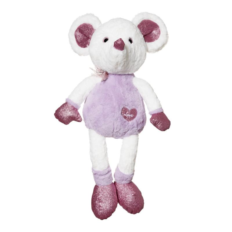 Плюшена играчка Мишка с панделка, 42 см.  290427