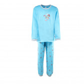 Памучна пижама за момиче SCHIESSER 29596