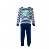 Памучна пижама за момче SCHIESSER 29632