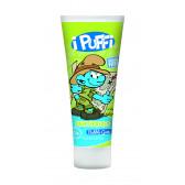 Smurfs паста за зъби с аромат на дъвка 75мл.  2980