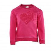 Памучна блуза с дълъг ръкав за момиче Lego 29801