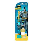 Batman сет четка за зъби + паста за зъби 25мл.  2986