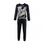 Памучна пижама за момче Star Wars 30232
