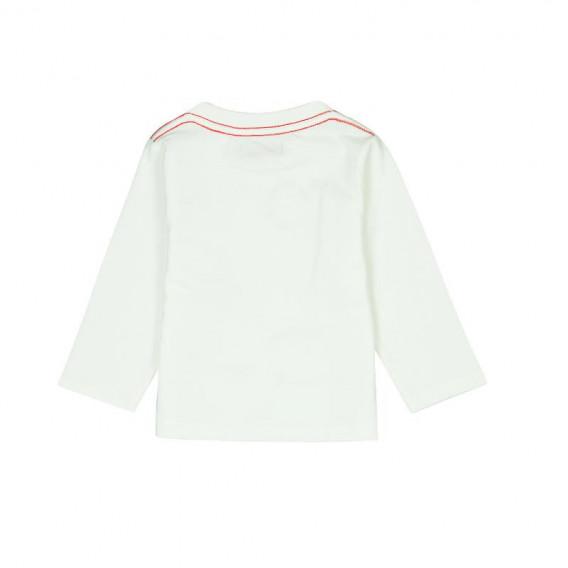 Блуза с дълъг ръкав за момче Boboli 309 2
