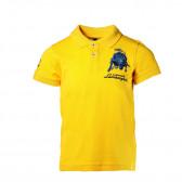Памучна тениска за момче Lamborghini 31069