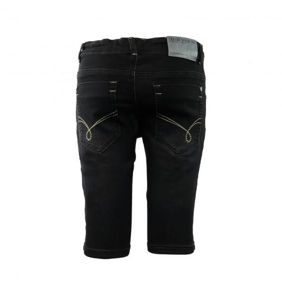 Къс дънков панталон за момче Ebound Denim 31367 2