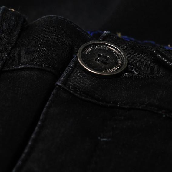 Къс дънков панталон за момче Ebound Denim 31368 3