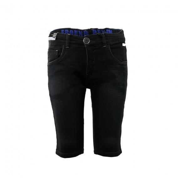 Къс дънков панталон за момче Ebound Denim 31369
