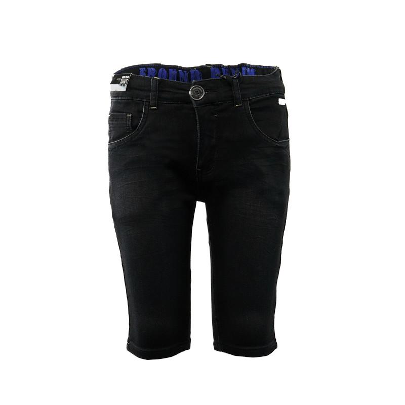 Къс дънков панталон за момче  31369